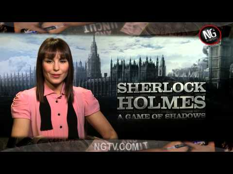 Robert Downey Jr & Guy Ritchie On Sherlock Holmes: A Game Of Shadows