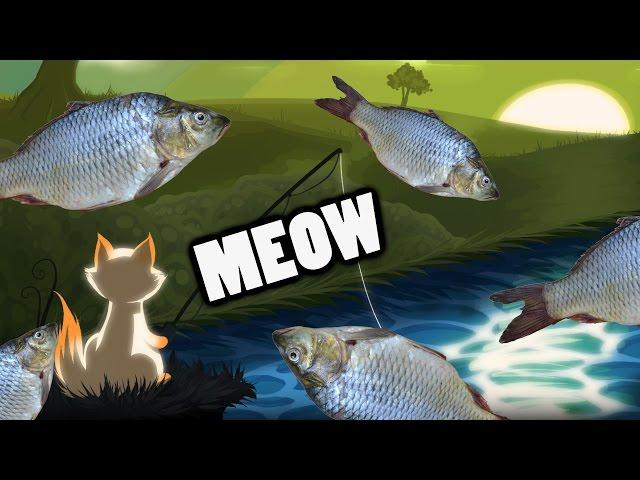 STUPID FISH - Cat Goes Fishing