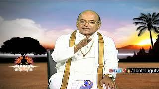 Garikapati Narasimha Rao About Importance of Yoga | Nava jeevana Vedam | Episode 1370