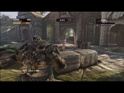 Gears of War 3 Gameplay: Beast Mode - E3 2010