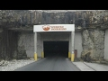 Truck Driving into Underground Caves in Springfield, Missouri