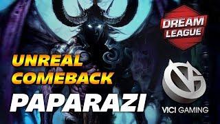 Paparazi Terrorblade Unreal Comeback | VG vs Fnatic | DreamLeague Dota 2