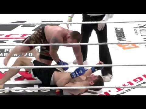 Anatoly Tokov vs Anatoly Vintovkin, M-1 Selection 9
