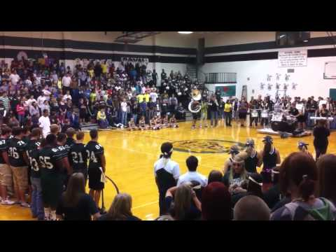 Livingston Texas Pep Rally Rap