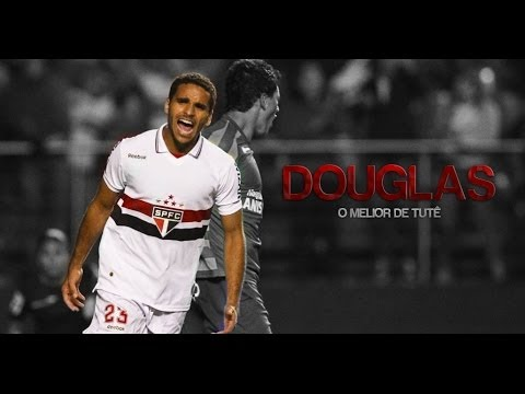 Douglas Pereira ✦ Skills and Goals ✦ 2013 - 2014 ✦ SPFC