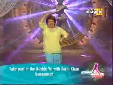 Yeh Ishq Hai-jab We Met By Saroj Khan video