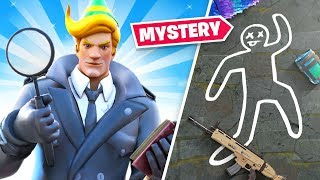 Fortnite MURDER MYSTERY!