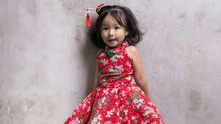 Cantiknya Thalia Putri Onsu di Acara Wedding Teman Bunda Sarwendah...