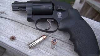 Speer Gold Dot .38 Special +P 135 gr Ammo Test