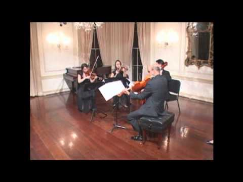Vivian Fung: String Quartet No. 2