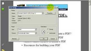 How to use Adobe Acrobat Reader
