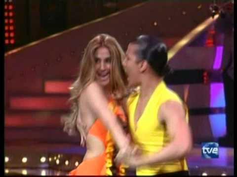 Mira quién baila Merengue   Carmen Janeiro