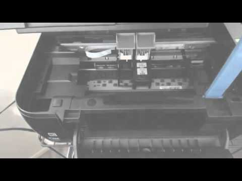Canon Pixma MP495- How to replace generic printer ink cartridges