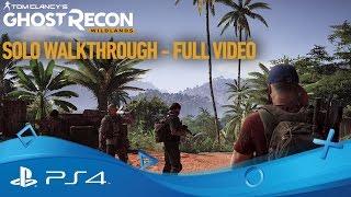 Tom Clancy's Ghost Recon Wildlands | Single Player Gameplay Walkthrough | PS4