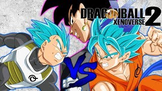 Download Lagu This Is For My Pride!!!! - Vegeta VS Goku/Goku Black Dragonball Xenoverse 2 Gratis STAFABAND