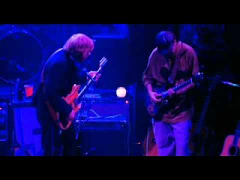 Trey Anastasio Band with Carlos Santana - The Way I Feel
