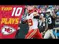 Chiefs Top 10 Plays Of The 2016 Season | NFL Highlights