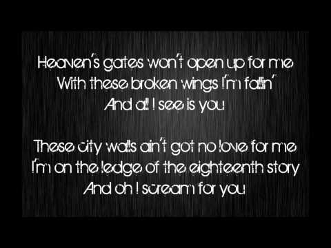 Savin Me - Nickelback (Lyrics)