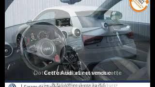 Audi a1 occasion visible à Pontivy présentée par Volkswagen pontivy garage de l'europe