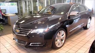 2014 Chevrolet Impala Walk Around and Features