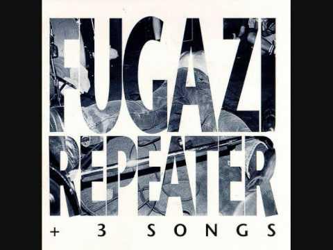 8. Fugazi - Styrofoam