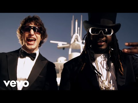 The Lonely Island   I'm On A Boat Ft. T Pain