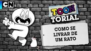 Como se livrar de um rato | Toontorial | Cartoon Network