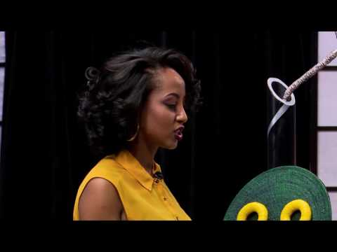 Ethiopia's successful entrepreneur Interior Designer Mistre Taye on Seifu in EBS show