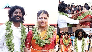 Sneha Sreekumar and Sreekumar Wedding Video | Actress Sneha Sreekumar Marriage Video