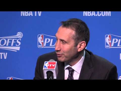 What David Blatt said after Cleveland Cavaliers loss to the Bulls in Game 1