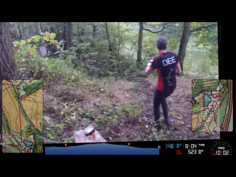 Compass Sport Cup Final 2016 orienteering - Tankersley (Sheffield)