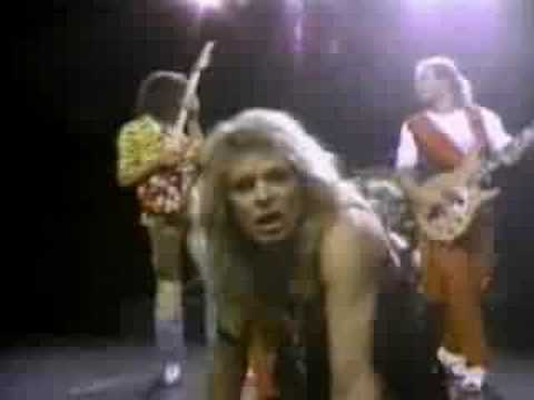 van halen jump Video
