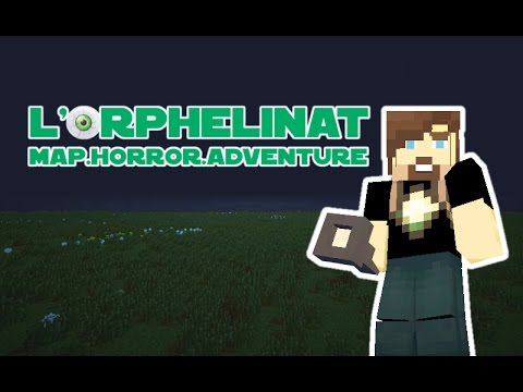 L'ORPHELINAT - Minecraft Horror Map Adventure - gussdx, fr, hd