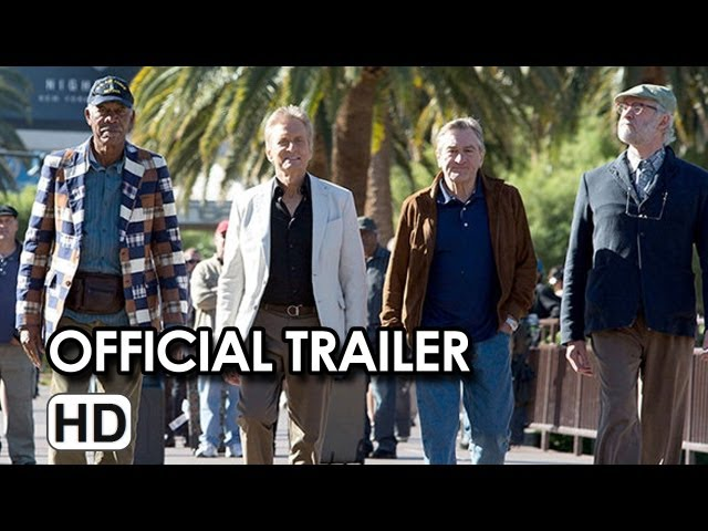 Last Vegas Official Trailer #1 - Michael Douglas, Robert de Niro, Morgan Freeman