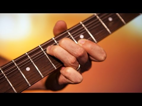 How to Play Guitar Fingerstyle | Finger Guitar