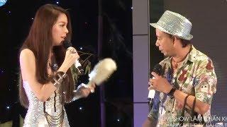 Bảo Chung Chọc Ghẹo Saka Trương Tuyền Trong Live Show Lâm Chấn Khang