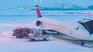 TRIP REPORT | Delta Air Lines Boeing 717 (MAIN CABIN) Calgary to Minneapolis