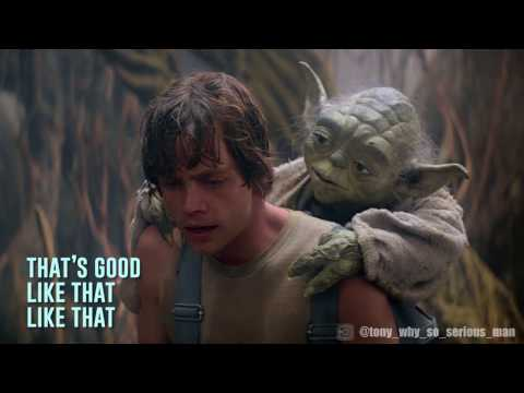 Йода поет / Yoda sings / Seagulls (Stop It Now) ost A Bad Lip Reading of The Empire Strikes Back