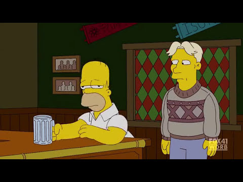 Clips From Simpsons Episode Aired 17th Of May 2009