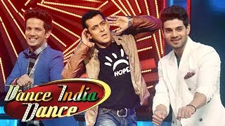 Dance India Dance 5 | Sooraj Pancholi, Salman Khan, Athiya Shetty | 5th September 2015