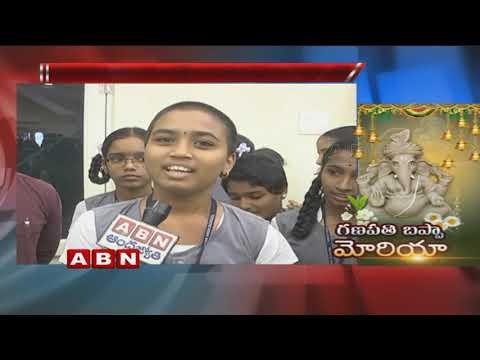Huge Response For ABN Andhra Jyothi Eco Friendly Ganesh Idol Program