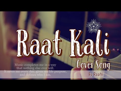 Raat Kali | Old Song | Kishore Kumar | Raahi | 90's hits | Cover Song