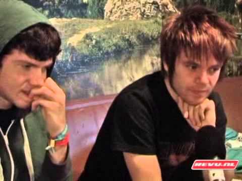 Enter Shikari interview - 2007
