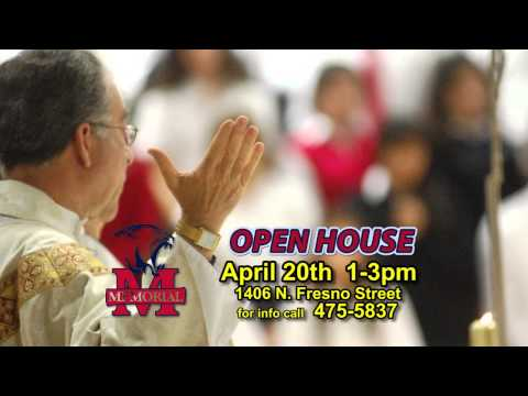 San Joaquin Memorial High School Open House PSA