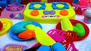 العاب طبخ جديدة للبنات لعبة المطبخ الحقيقي للاطفال