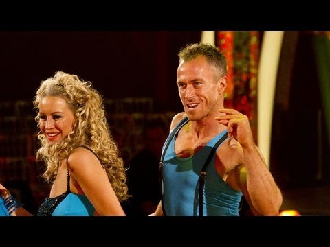Denise Van Outen & James Salsa to 'Rhythm Of The Night' - Strictly Come Dancing 2012 - BBC One