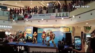 Teenage Mutant Ninja Turtles Live,City Square Mall Singapore (1080HD)