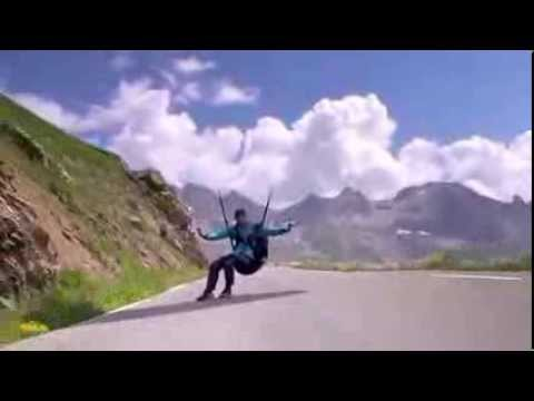 Параглайдинг высший пилотаж