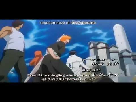Bleach Opening 2 Hd Eng Subbed...with Lyrics :) video