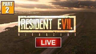 Resident Evil 7 Livestream Part 2